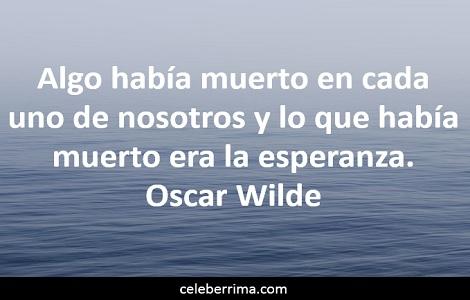 + 230 Mejores frases célebres cortas de Oscar Wilde